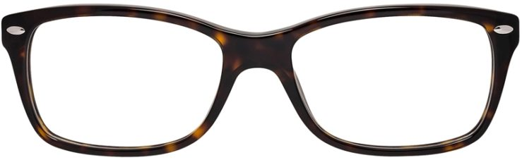 Ray-Ban Prescription Glasses Model RB5228-5545-FRONT
