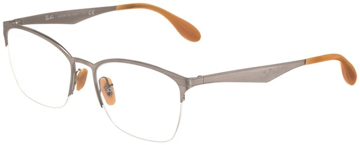 Ray-Ban Prescription Glasses Model RB6345-2595-45