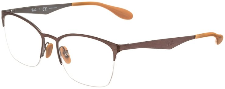 Ray-Ban Prescription Glasses Model RB6345-2732-45