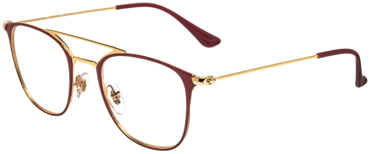 Ray-Ban Prescription Glasses Model RB6377-2910-45