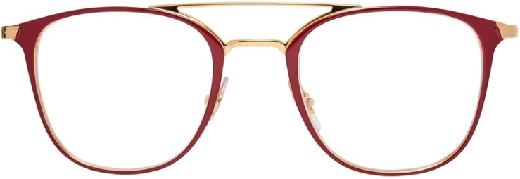 Ray-Ban Prescription Glasses Model RB6377-2910-FRONT