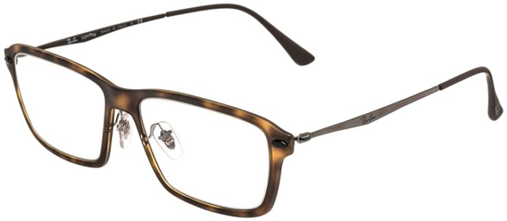 Ray-Ban Prescription Glasses Model RB7038-5200-45
