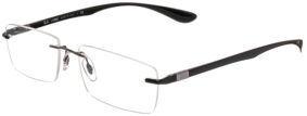 Buy Ray-Ban Prescription Glasses Model RB8724-1000