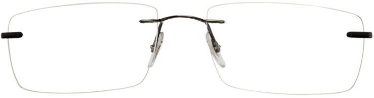 Ray-Ban Prescription Glasses Model RB8724-1000-FRONT