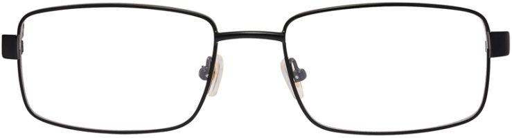 Prescription Glasses Model VP212-Black-FRONT