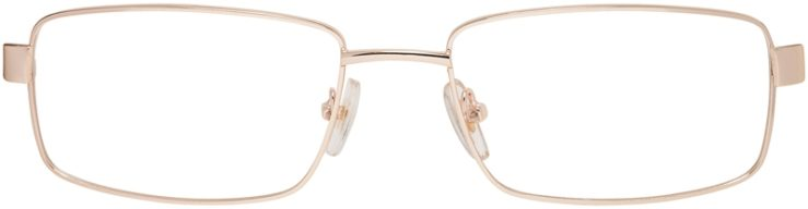 Prescription Glasses Model VP212-Gold-FRONT