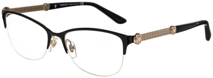 Versace Prescription Glasses Model 1228-1291-45