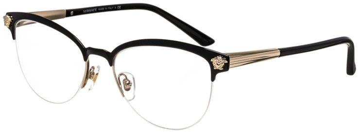 Versace Prescription Glasses Model 1235-1371-45