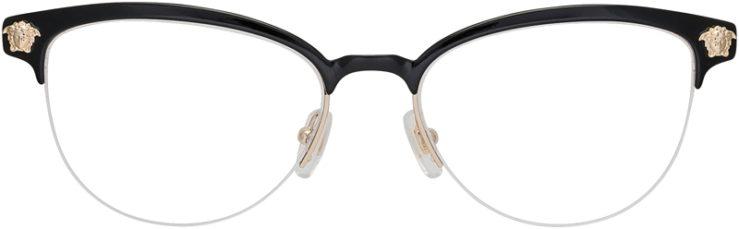 Versace Prescription Glasses Model 1235-1371-FRONT