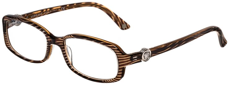 Versace Prescription Glasses Model 3149-B-934-45