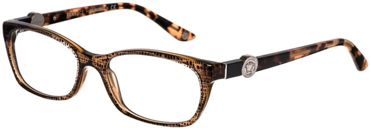 Versace Prescription Glasses Model 3164-991-45
