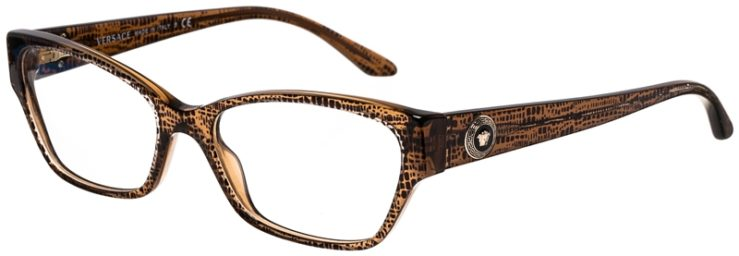 Versace Prescription Glasses Model 3172-991-45