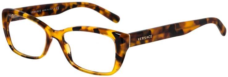 Versace Prescription Glasses Model 3201-5119-45