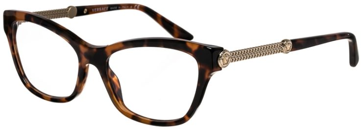 Versace Prescription Glasses Model 3214-944-45