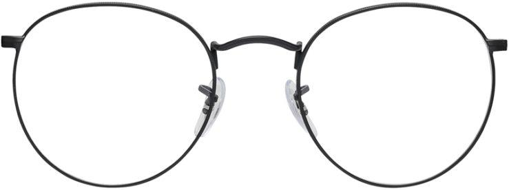 Ray-Ban Prescription Glasses Model RB3447V-2503-FRONT