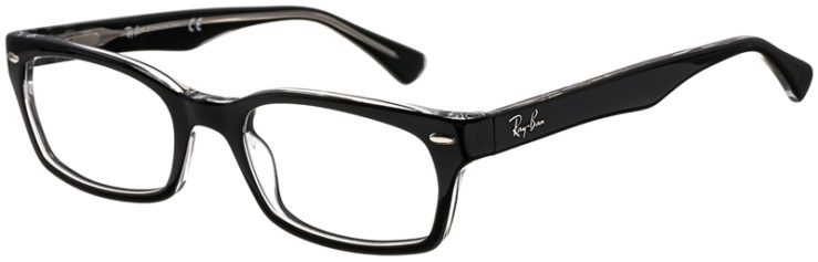Ray-Ban Prescription Glasses Model RB5150-2034-45