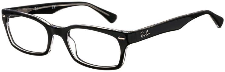 Ray-Ban Prescription Glasses Model RB5150-2034-45