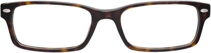 Ray-Ban Prescription Glasses Model RB5206-2012-FRONT