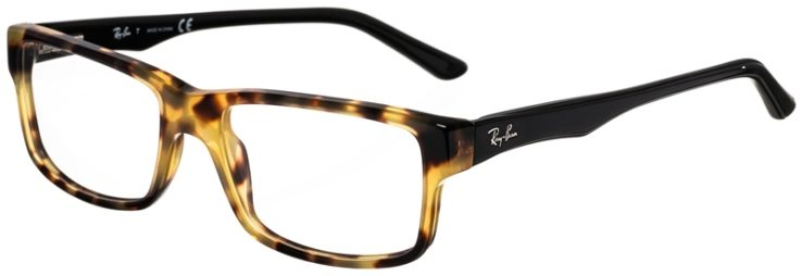 Ray-Ban Prescription Glasses Model RB5245-5608-45