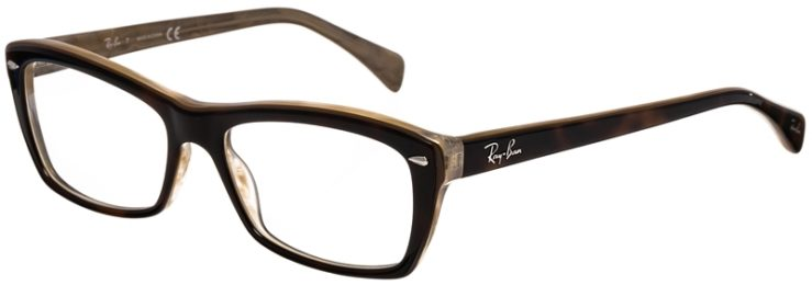 Ray-Ban Prescription Glasses Model RB5255-5075-45