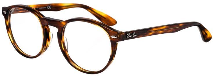 Ray-Ban Prescription Glasses Model RB5283-2144-45