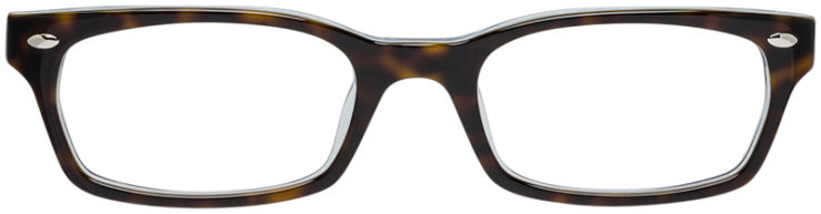 RAY-BAN-PRESCRIPTION-GLASSES-MODEL-RB5150-5023-FRONT