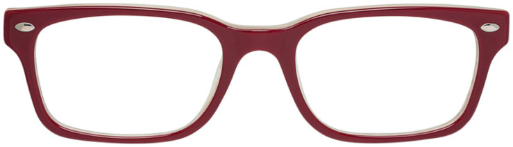 RAY-BAN-PRESCRIPTION-GLASSES-MODEL-RB5286-5152-FRONT
