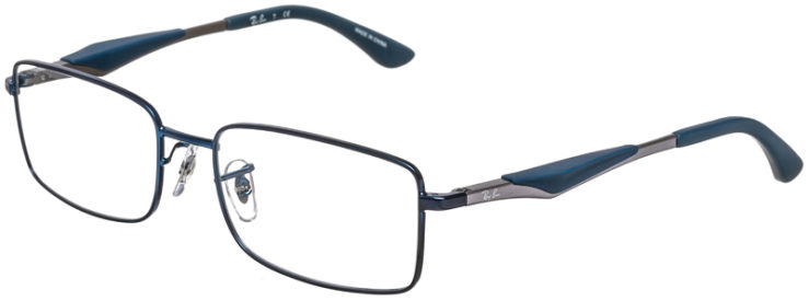 RAY-BAN-PRESCRIPTION-GLASSES-MODEL-RB6284-2510-45
