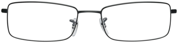 RAY-BAN-PRESCRIPTION-GLASSES-MODEL-RB6286-2509-FRONT