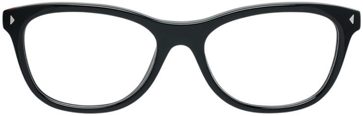 PRADA-PRESCRIPTION-GLASSES-MODEL-VPR 05R-2AU-101-FRONT
