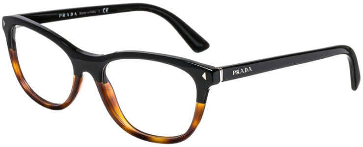 PRADA-PRESCRIPTION-GLASSES-MODEL-VPR 05R-TKA-101-45