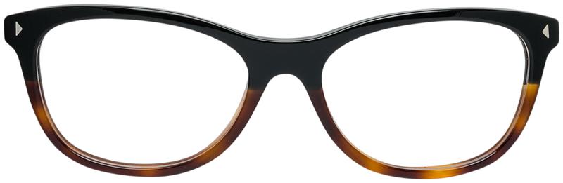 3519200570c6 PRADA-PRESCRIPTION-GLASSES-MODEL-VPR 05R-TKA-101-FRONT