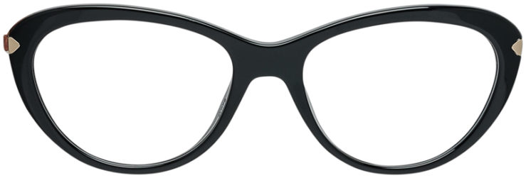 PRADA-PRESCRIPTION-GLASSES-MODEL-VPR 08R-1AB-101-FRONT