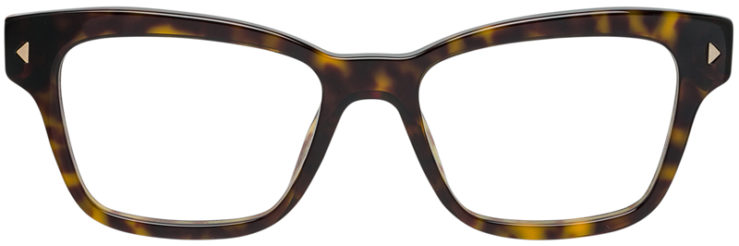 PRADA-PRESCRIPTION-GLASSES-MODEL-VPR 10S-1AB-101-FRONT