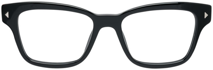 PRADA-PRESCRIPTION-GLASSES-MODEL-VPR 10S-2AU-101-FRONT