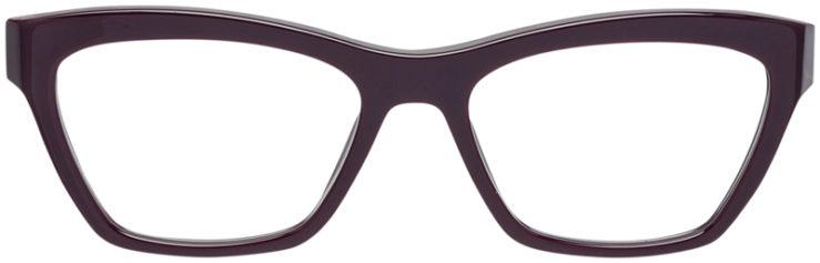 PRADA-PRESCRIPTION-GLASSES-MODEL-VPR 14Q-ROM-101-FRONT