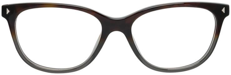 PRADA-PRESCRIPTION-GLASSES-MODEL-VPR 14R-TKT-101-FRONT