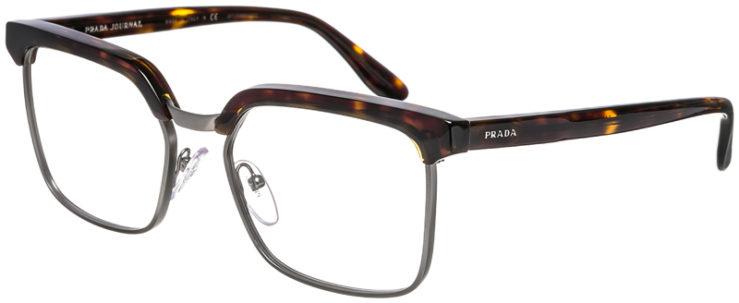 PRADA-PRESCRIPTION-GLASSES-MODEL-VPR 15S-HAQ-101-45