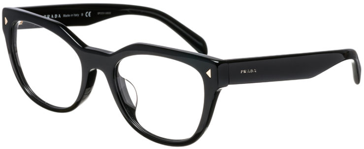 PRADA-PRESCRIPTION-GLASSES-MODEL-VPR 21S-F-1AB-101-45