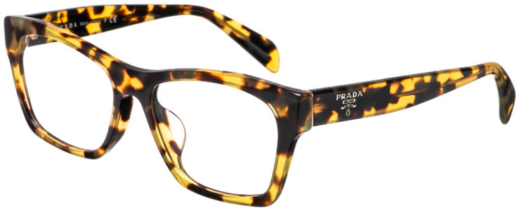 PRADA-PRESCRIPTION-GLASSES-MODEL-VPR 22S-F-2AU-101-45