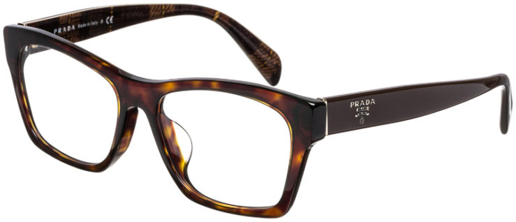 PRADA-PRESCRIPTION-GLASSES-MODEL-VPR 22S-F-7SO-101-45