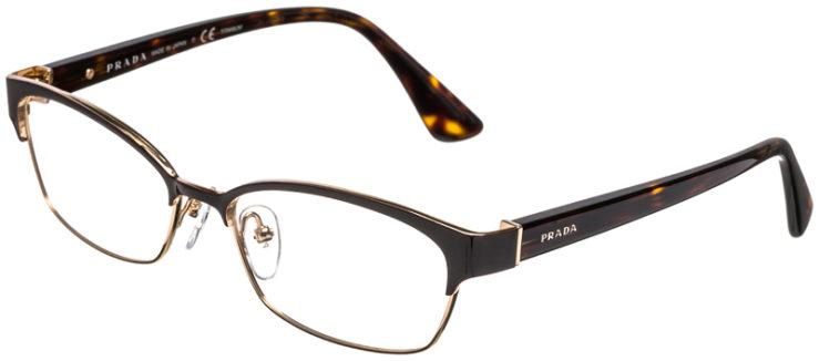 PRADA-PRESCRIPTION-GLASSES-MODEL-VPR 53S-ZVN-101-45