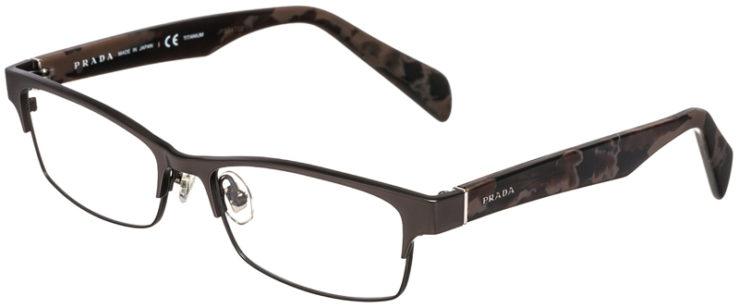 PRADA-PRESCRIPTION-GLASSES-MODEL-VPR 63Q-1AK-101-45