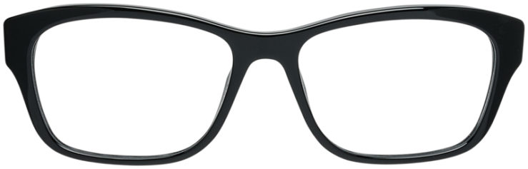 PRADA-PRESCRIPTION-GLASSES-MODEL-VPR 24R-1AB-101-FRONT