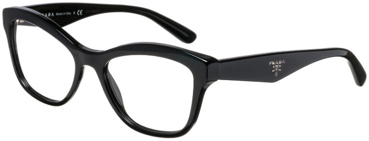 PRADA-PRESCRIPTION-GLASSES-MODEL-VPR 29R-1AB-101-45