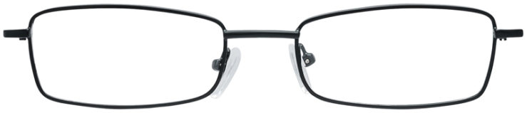PRESCRIPTION-GLASSES-MODEL-7720-BLACK-FRONT