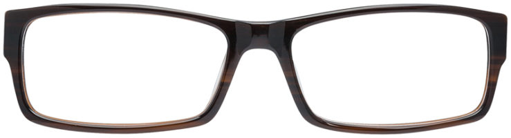 PRESCRIPTION-GLASSES-MODEL-ART-305-BROWN-FRONT