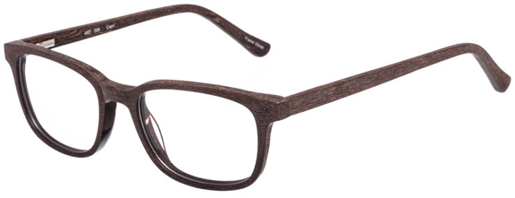 PRESCRIPTION-GLASSES-MODEL-ART-309-BROWN-WOOD-45