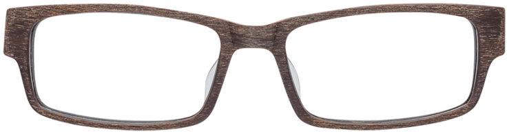 PRESCRIPTION-GLASSES-MODEL-ART-310-BROWN-WOOD-FRONT