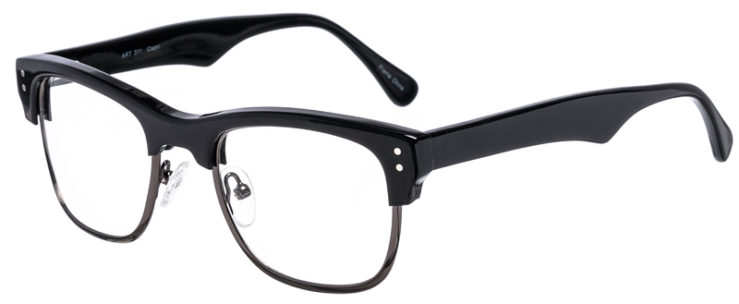 PRESCRIPTION-GLASSES-MODEL-ART-311-BLACK-45